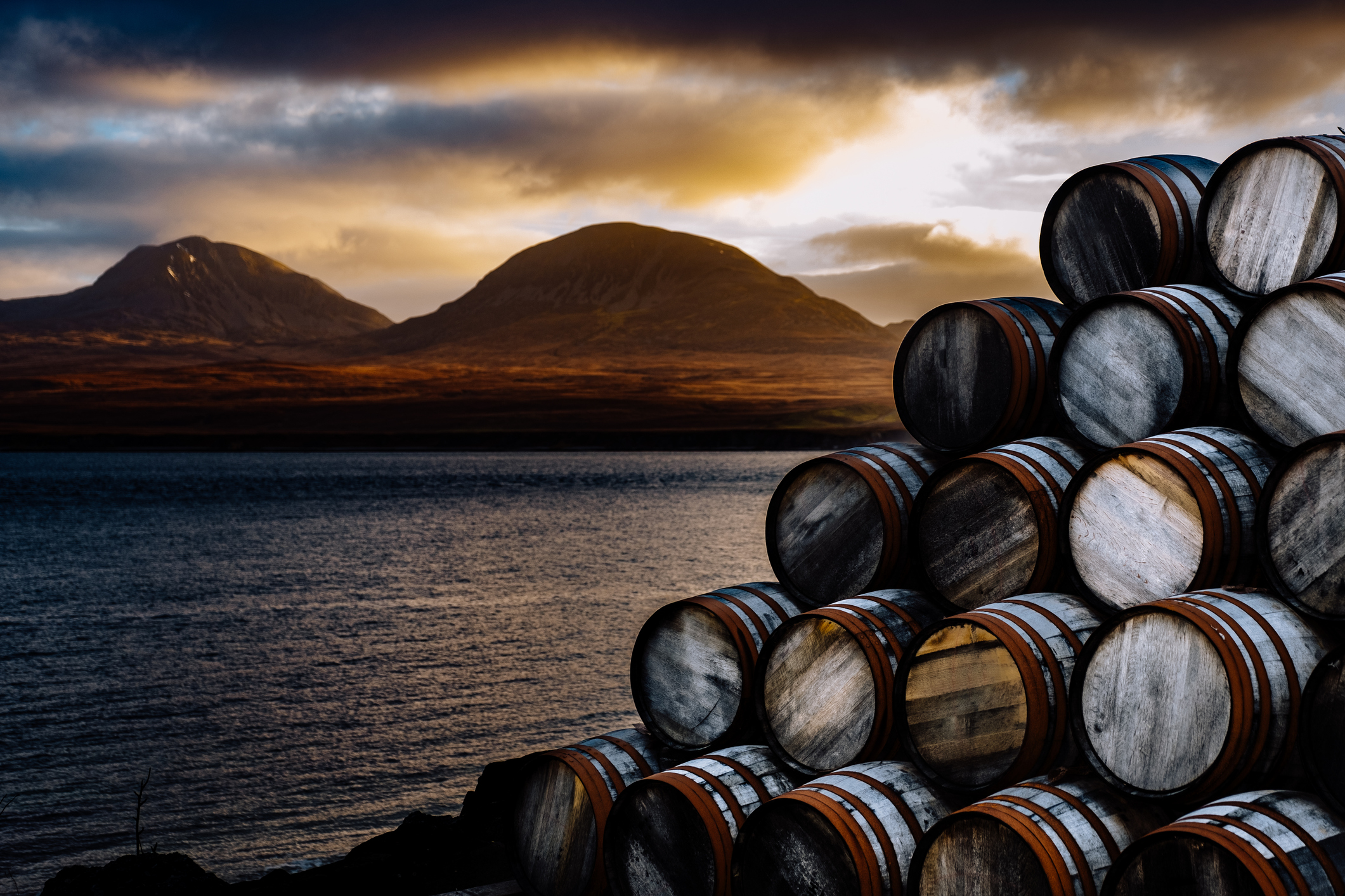 Why Do Some Single Malts Taste Of The Sea?